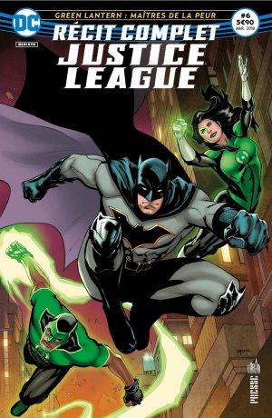 Recit Complet Justice League # 6