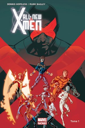 All-New X-Men édition TPB Hardcover - Marvel Now! V2 (2018 - 2019)
