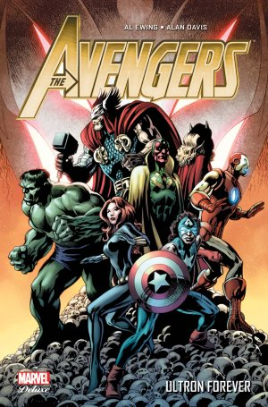 Avengers - Ultron Forever édition TPB Hardcover (cartonnée) - Marvel Deluxe