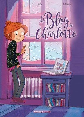 Le blog de Charlotte  simple