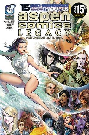 Aspen Comics Legacy : Past, Present, Future édition Simple
