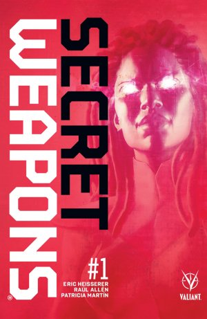 Secret Weapons édition Issues V2 (2017)