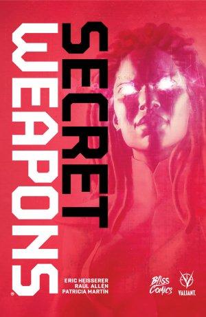 Secret Weapons édition TPB hardcover (cartonnée) - Issues V2