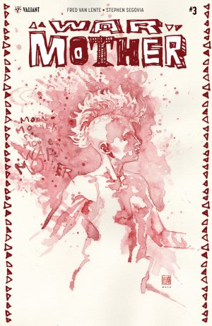 War Mother # 3 Issues (2017)