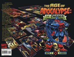 Age of Apocalypse - The Chosen # 1 Issue (1995)
