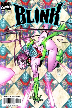 Blink # 1 Issues (2001)