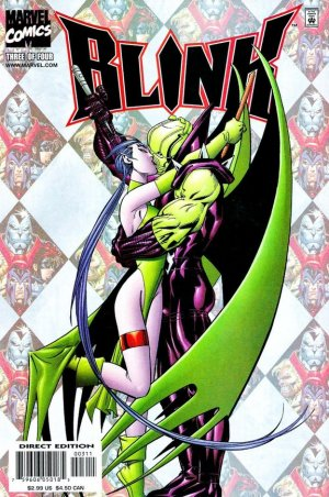 Blink # 3 Issues (2001)