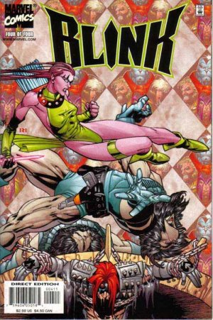 Blink # 4 Issues (2001)