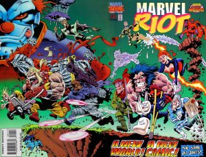 Marvel Riot édition Issue (1995)