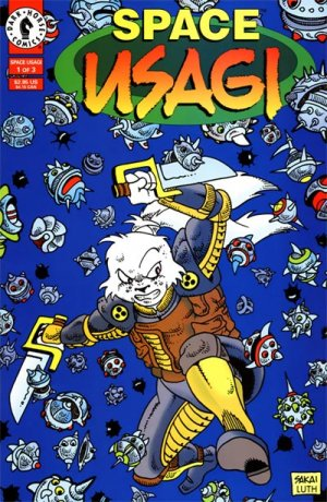 Space Usagi édition Issues V2 (1996)