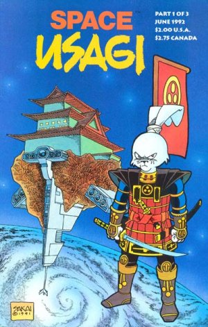 Space Usagi édition Issues V1 (1992)