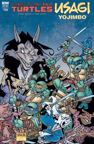 Teenage Mutant Ninja Turtles / Usagi Yojimbo édition Issues (2017)