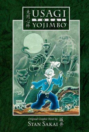 Usagi Yojimbo - Yokai édition TPB hardcover (cartonnée)