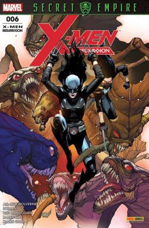 X-Men Resurrxion 6 Kiosque (2017 - 2018)