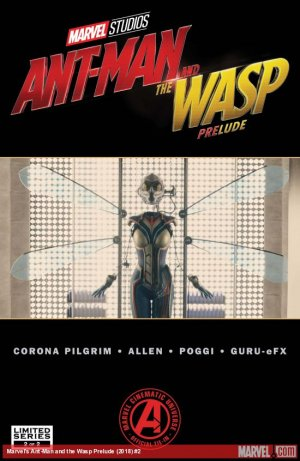 Marvel's Ant-Man and the Wasp Prelude 2 Issues (2018 - Ongoing)