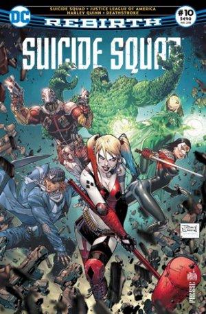Suicide Squad # 10 Kiosque (2017 - En cours)