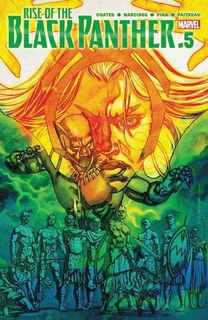 Black Panther - Le Sacre de La Panthère Noire # 5 Issues (2018)