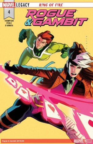 X-Men - Malicia & Gambit # 4 Issues (2018)