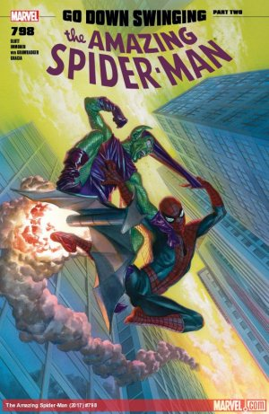 The Amazing Spider-Man # 798 Issues V1 Suite (2017 - 2018)