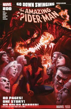 The Amazing Spider-Man # 800 Issues V1 Suite (2017 - 2018)
