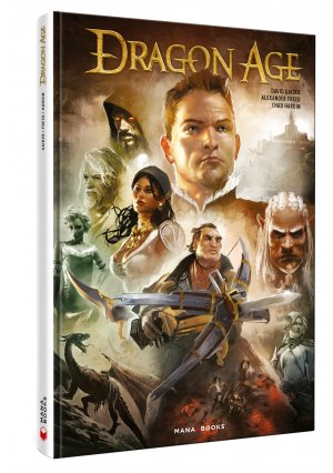Dragon Age édition TPB hardcover (cartonnée)