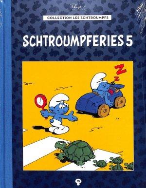 Les Schtroumpfs 55 Intégrale