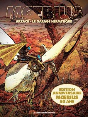 Moebius oeuvres édition Edition anniversaire 80 ans (2018)