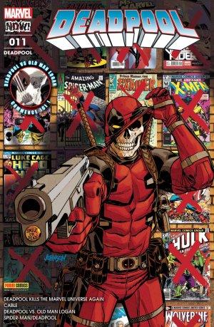 Spider-Man / Deadpool # 11 Kiosque V5 (2017 - 2018)