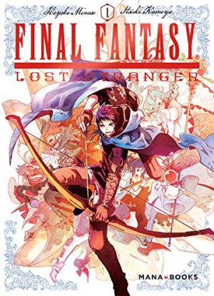 Final Fantasy - Lost Stranger # 1