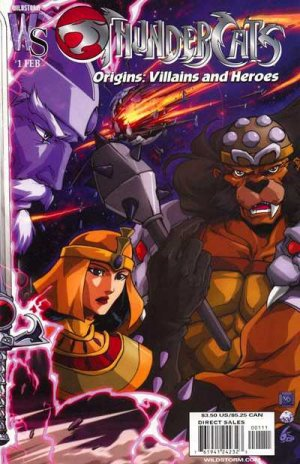 ThunderCats: Origins - Villains and Heroes édition Issues (2004)