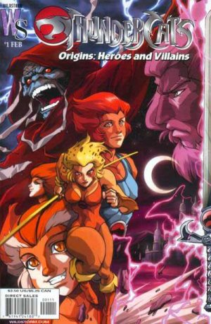 ThunderCats: Origins - Heroes and Villains édition Issues (2003)