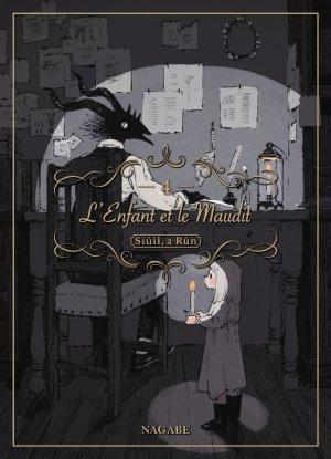 couverture, jaquette L'Enfant et le Maudit 4  (Komikku Editions)