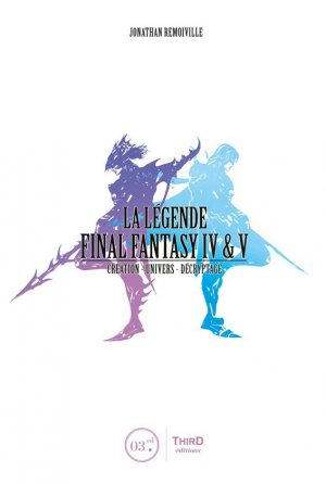 La Légende Final Fantasy IV-V édition Simple