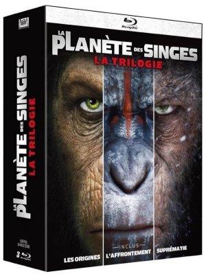 La Planète des Singes - La trilogie édition Simple
