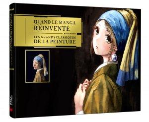 Quand le manga réinvente les grands classiques de la peinture édition Simple