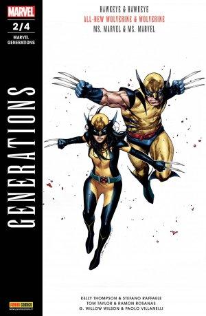 Marvel Generations 2 Kiosque (2018)