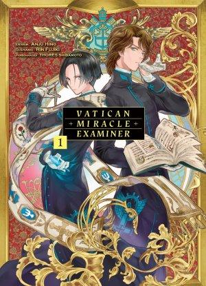 Vatican Miracle Examiner # 1