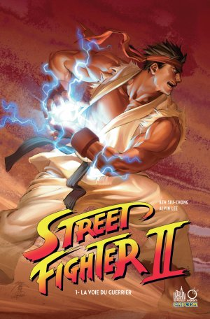 Street Fighter II 1 TPB hardcover (cartonnée)