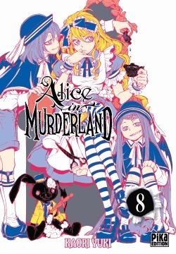 Alice in Murderland # 8