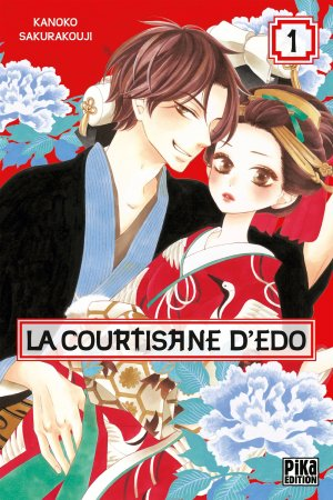 La Courtisane d'Edo T.1
