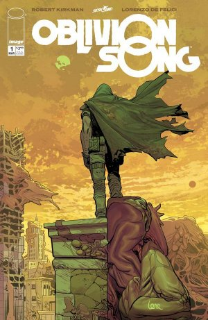 Oblivion Song édition Issues (2018 - Ongoing)