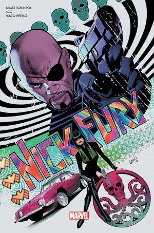 Nick Fury édition TPB Hardcover - 100% Marvel
