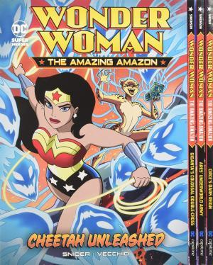 Circe's Dark Reign (Wonder Woman the Amazing Amazon) # 1 Softcover (souple)