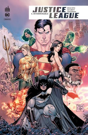Justice League Rebirth T.4