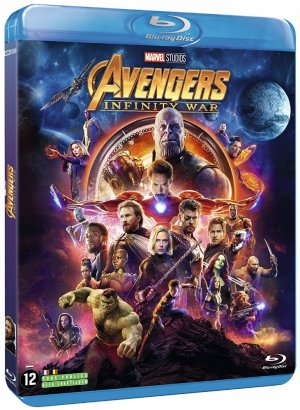 Avengers : Infinity War édition Simple