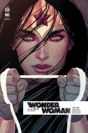 Wonder Woman Rebirth # 4