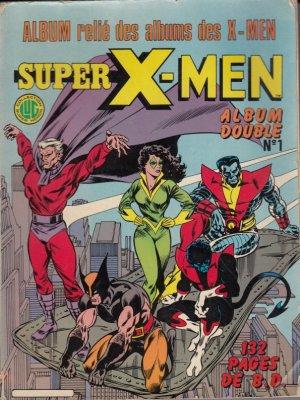 Les Etranges X-Men édition Reliure Éditeur (1984 - 1990)