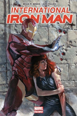 International Iron Man édition TPB Hardcover - Marvel Now!
