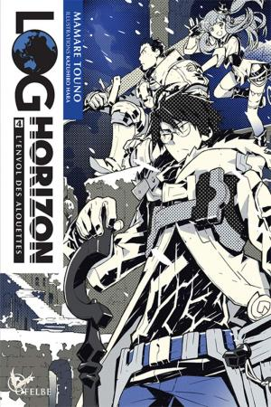 Log Horizon #4