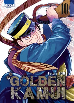Golden Kamui # 10